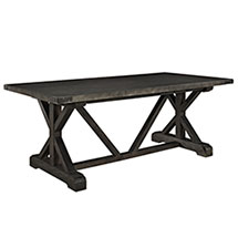 Anvil Wood Dining Table