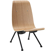 Voyage Wood Lounge Chair