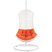 Endow Swing Outdoor Patio Lounge Chair